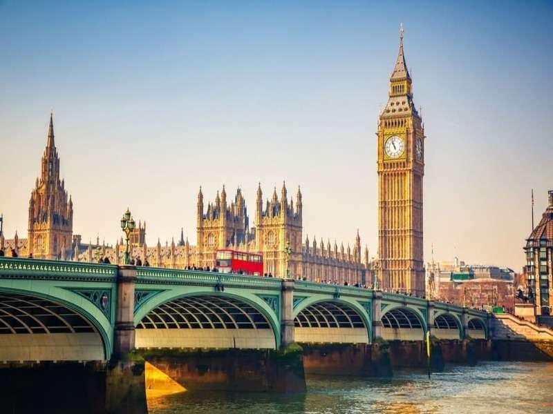Tour di gruppo Londra Big Ben