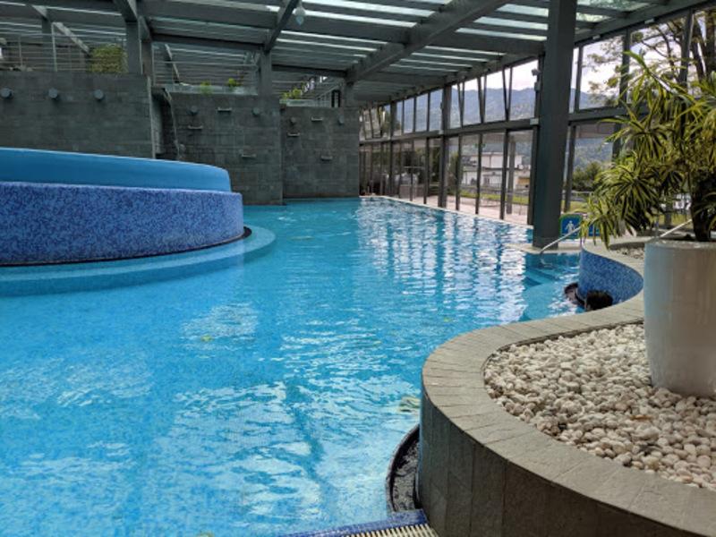 Rikli Balance Hotel piscina
