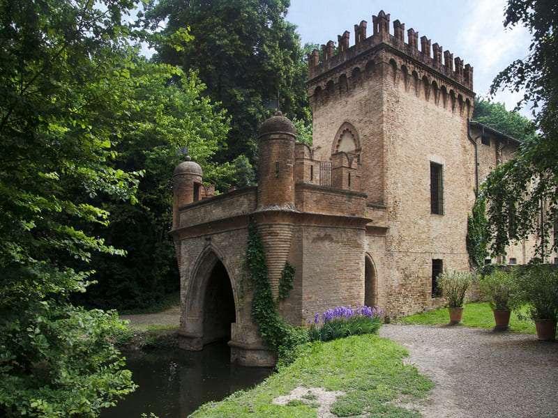Gita alla Rocca di Soragna